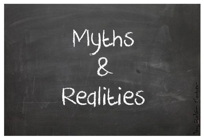 trading myths and realities