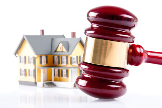 Auction Properties just like Trading