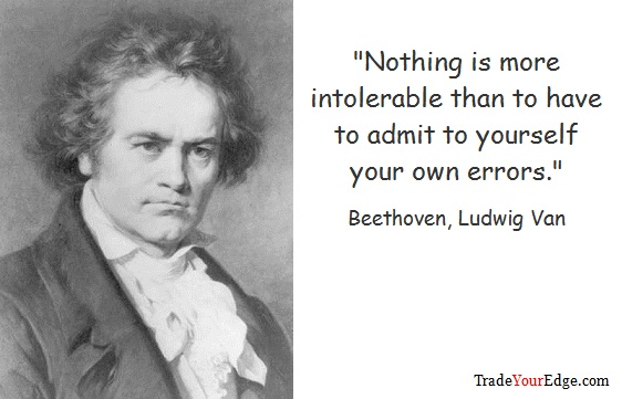 Beethoven Quotes | Trading Quotes 33 Beethoven Ludwig Van Trade Your Edge