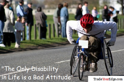Disability-Not an Excuse