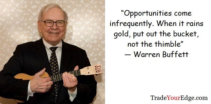 Warren Buffett in Trading