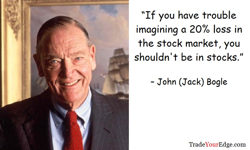 Trading Quotes #51 – John (Jack) Bogle - Trading Psychology ...